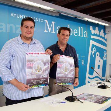 El Concierto de Verano de las Agrupaciones de La Pollinica y La Lira reunirá este sábado a 140 músicos en las Terrazas del Puerto Deportivo