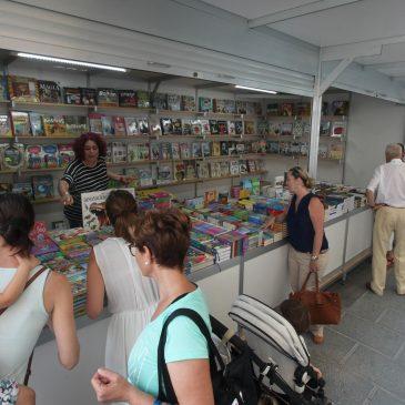 La Feria del Libro de San Pedro Alcántara regresa a la calle Marqués del Duero hasta el 17 de julio