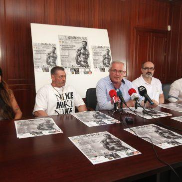 Los mejores atletas de fisicoculturismo de Andalucía se darán cita en San Pedro Alcántara el 10 de septiembre