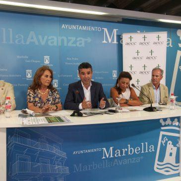 Marbella acogerá el 5 de agosto la XXXIII Cena Benéfica de Gala de la Asociación Española Contra el Cáncer