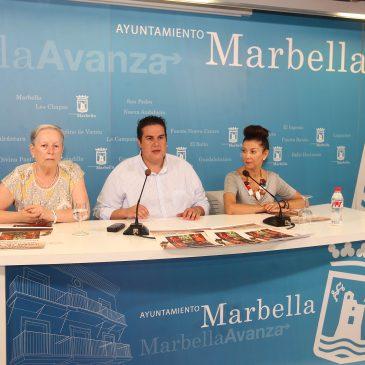 El Palacio de Ferias y Congresos Adolfo Suárez acogerá este domingo el espectáculo benéfico 'Cuadros del Mundo' de la Academia de Baile Maribel Urbano