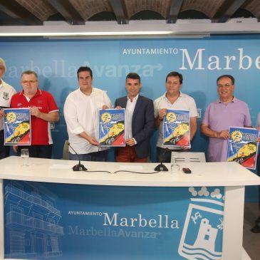 """La """"Feria del Sol"""" de Marbella se celebrará entre los días 25 y 27 en La Alameda"""