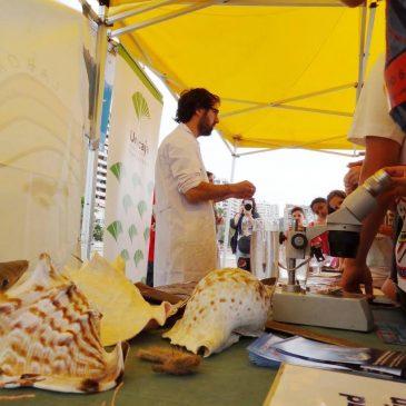 El Laboratorio Marítimo Itinerante recalará el lunes en la Playa El Faro de Marbella