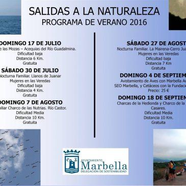Abierto el plazo de inscripción de la ruta familiar al Charco de las Nutrias y al Río Castor dentro del programa 'Salidas a la Naturaleza'