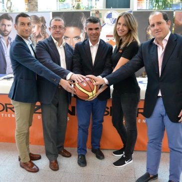 El alcalde respalda el acuerdo entre el Club Baloncesto Marbella y La Cañada