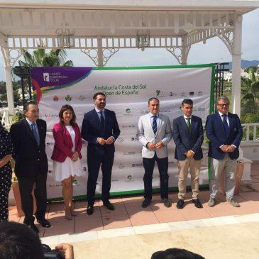 El Andalucía Costa del Sol Open de España Femenino, gran apuesta por el golf, el espectáculo y el turismo