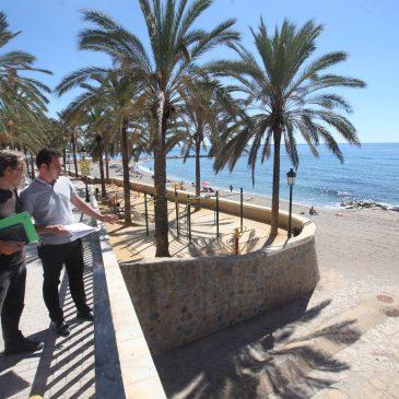 Las analíticas concluyen que las aguas del municipio han sido óptimas para el baño durante todo el verano