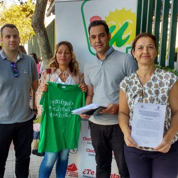 IZQUIERDA UNIDA RESPALDA A LA COMUNIDAD EDUCATIVA EN EL RECHAZO A LA IMPLANTACIÓN TOTAL DE LA LOMCE