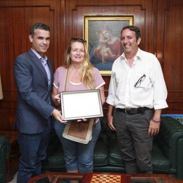 Ayuntamiento a la Asociación Andaluza de Balonkorf