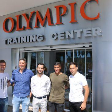 Marbella FC y Olympic Training Center renuevan su acuerdo de colaboración