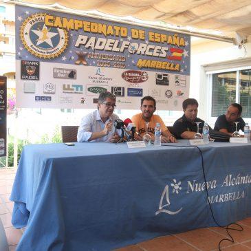 El Club de Pádel Nueva Alcántara acoge desde hoy el X Campeonato de España de PadelForces