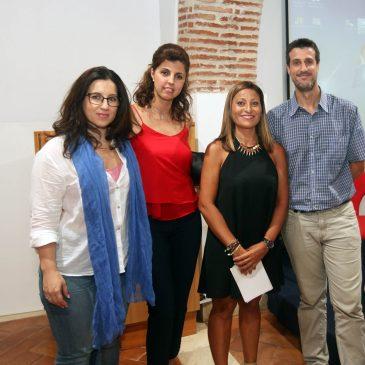 El Centro Cultural Cortijo Miraflores acogió este martes una jornada divulgativa sobre la donación de médula ósea con un gran éxito de participación.
