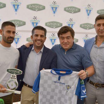 El Marbella FC y Cafés Baqué firman un importante acuerdo de patrocinio y colaboración