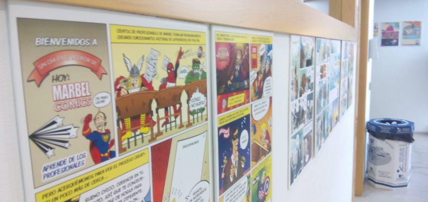Una exposición dará a conocer los trabajos presentados en la Muestra Joven de Cómic del 'Marbella Crea'