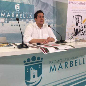 La Gala Marbella Crea tendrá lugar el día 5 de diciembre y rendirá homenaje a los jóvenes más destacados del circuito de arte Joven de Marbella durante este año