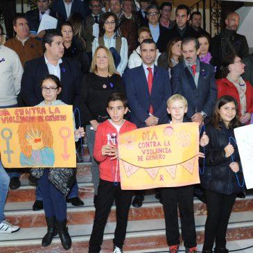 El Ayuntamiento se suma a la celebración del Día Internacional para la Eliminación de la Violencia hacia la Mujer