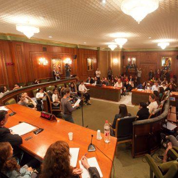 El Pleno Infantil del Consejo Municipal de Infancia y Adolescencia realiza un seguimiento de las propuestas aprobadas en la sesión celebrada el pasado 16 de junio