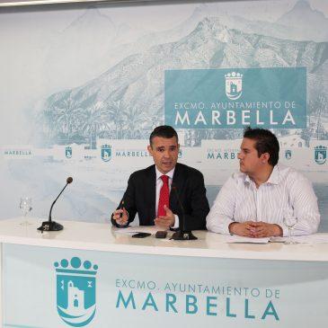 Marbella celebrará este año su Navidad con numerosas novedades como un 'flashmob', un Belén de Playmobil y la Fiesta de Nochevieja en la Plaza de la Iglesia de la Encarnación