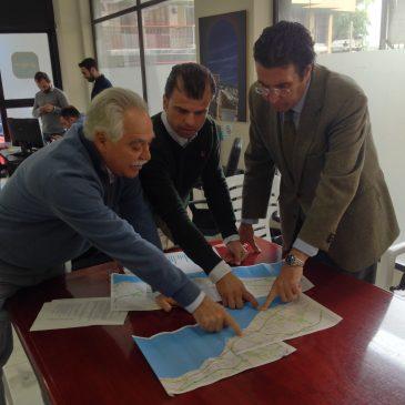 El PP exige al tripartito que asuma la finalización de la prolongación del Paseo Marítimo