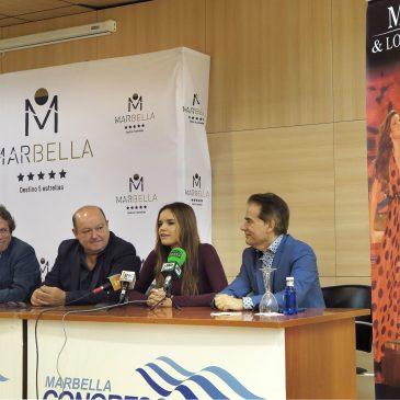 Melody y Lorenzo Molina arrancarán su gira en Marbella el 17 de diciembre con un concierto en el Palacio de Congresos 'Adolfo Suárez'