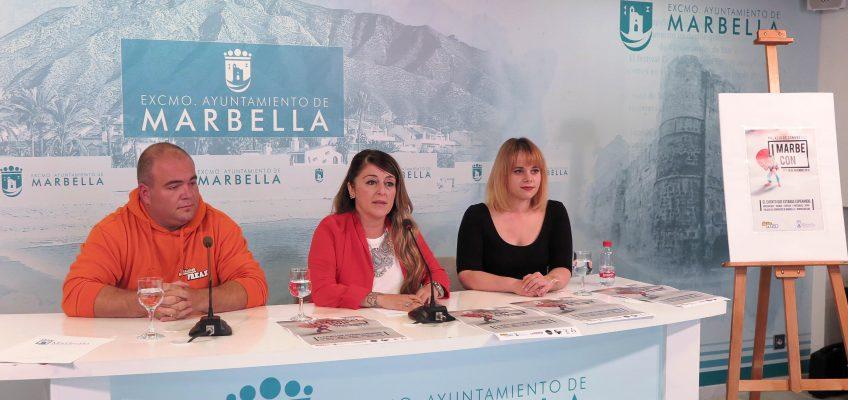Marbella acogerá por primera vez un Salón de Manga y cultura alternativa los días 17 y 18 de diciembre en el Palacio de Congresos 'Adolfo Suárez' con más de 200 actividades