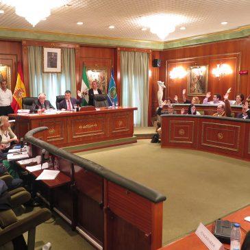 El Equipo de Gobierno da cuenta en el Pleno del levantamiento del Plan de Ajuste seis años antes del plazo previsto