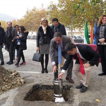 Arranca la obra de transformación de Arroyo Primero en un gran parque urbano de más de 15.000 metros cuadrados