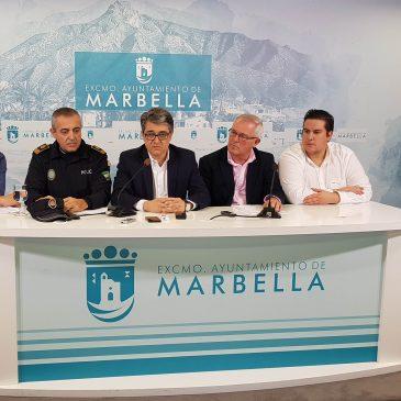 El Equipo de Gobierno acerca la atención de la Policía Local a los ciudadanos que podrán presentar denuncias en las tenencias de alcaldía