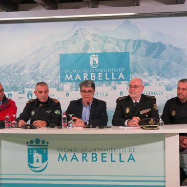 El Ayuntamiento pondrá en marcha un dispositivo especial de seguridad en Navidad con más de 2.000 servicios