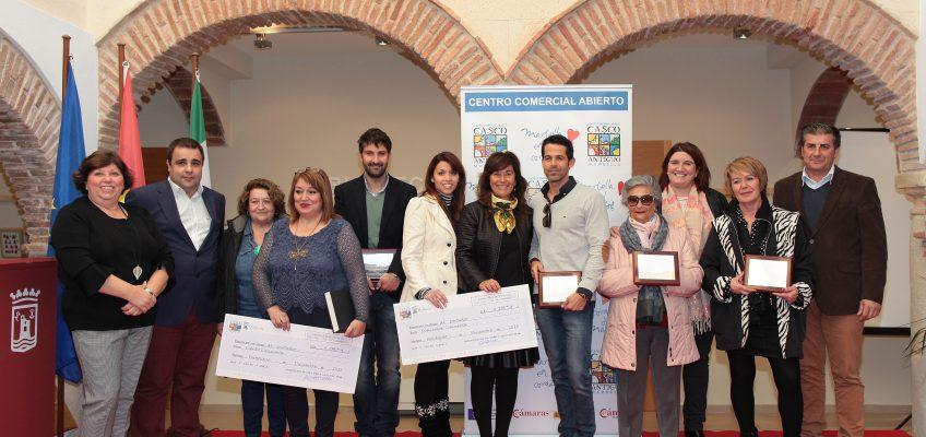 Entregados los Premios del XIX Concurso de Escaparates y Premios de Comercio del Casco Antiguo de Marbella