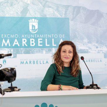 La concejala de Derechos Sociales realiza un balance de los Centros de Tratamiento de Adicciones de Marbella y San Pedro Alcántara y hace un llamamiento al consumo responsable en estas fiestas