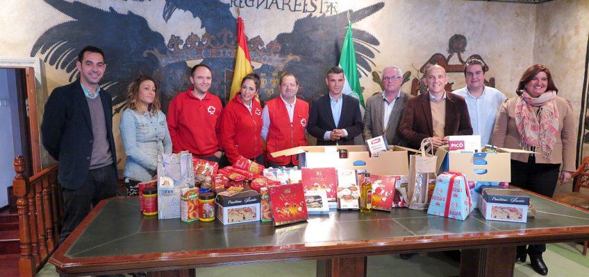 El Equipo de Gobierno vuelve a donar a Cruz Roja los regalos institucionales recibidos en Navidad