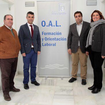 El Ayuntamiento pone en funcionamiento unas nuevas instalaciones de la delegación de Empleo para mejorar la atención que se presta a los usuarios
