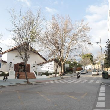 El Ayuntamiento acometerá la reposición de la red de saneamiento de la calle Calvario afectada por el temporal