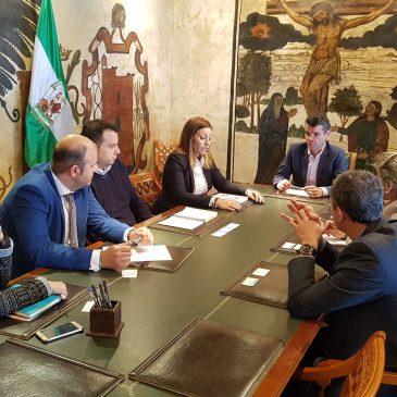 El Ayuntamiento continúa con la ronda de reuniones con entidades bancarias para abrir vías de colaboración en materia de vivienda