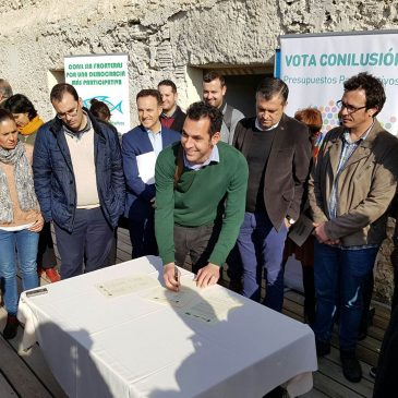Marbella se adhiere a un manifiesto suscrito por una treintena de ciudades andaluzas comprometidas con los Presupuestos participativos
