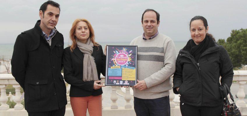 Las Chapas celebra el Carnaval con una gran fiesta en la Residencia de Tiempo Libre este sábado y una marcha ciclista el Día de Andalucía