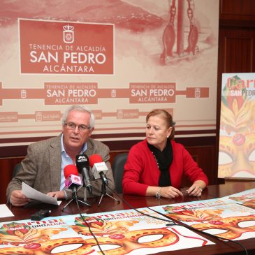 San Pedro Alcántara celebrará su Carnaval del 21 de febrero al 4 de marzo con actividades para todas las edades