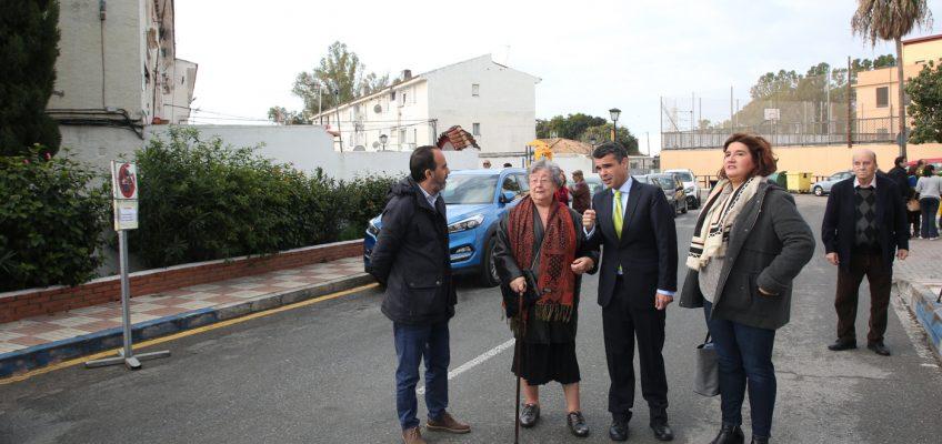 El Ayuntamiento llevará a cabo la transformación de la calle Tirso de Molina de Nueva Andalucía con nuevas infraestructuras y un trazado más accesible