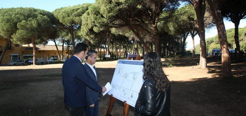 Arranca la primera fase del Corredor Verde de Las Chapas que pondrá en valor sus espacios naturales y conectará zonas de interés ambiental, social y cultural