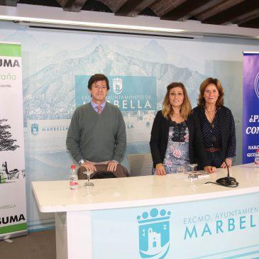 El Palacio de Ferias y Congresos 'Adolfo Suárez' de Marbella acoge este domingo la XVII Convivencia de Narcóticos Anónimos