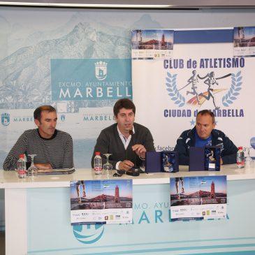 La XIV Subida a Nagüeles se celebrará el Día de Andalucía con carácter solidario y con un nuevo recorrido que atravesará parte del Paseo Marítimo de Marbella