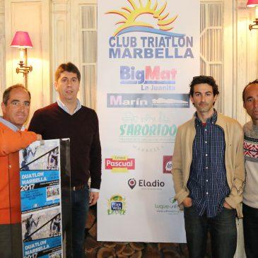 El XVI Duatlón Ciudad de Marbella se celebrará este domingo con trescientos participantes