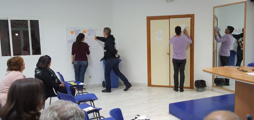 Los Presupuestos Participativos avanzan con la puesta en marcha de los Talleres de Ideas para concretar las propuestas más votadas en las distintas zonas