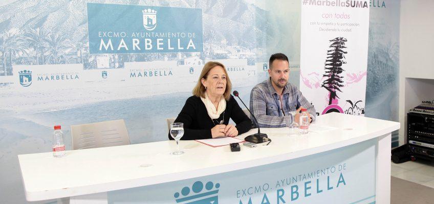 Marbella pedirá a los municipios de la provincia que se adhieran a un manifiesto para impedir la circulación del autobús transfóbico en Málaga
