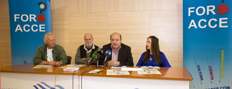 El Palacio de Congresos 'Adolfo Suárez' acogerá el 31 de marzo y el 1 y 2 de abril el XVI Foro ACCE de Marbella  sobre salud, bienestar y espiritualidad