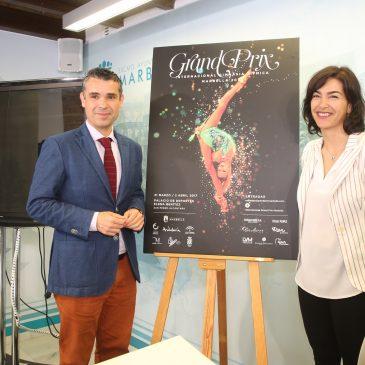 El Palacio de Deportes 'Elena Benítez' acogerá este fin de semana el Gran Prix Internacional de Gimnasia Rítmica reuniendo a deportistas de élite dentro de un evento único en España