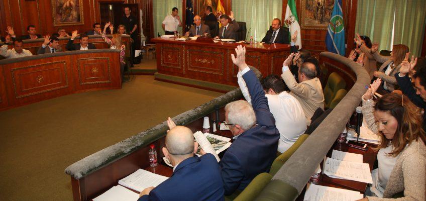 El Pleno aprueba de forma definitiva la Ordenanza Municipal de Transparencia, Libre Acceso a la Información y Reutilización con la abstención del Partido Popular