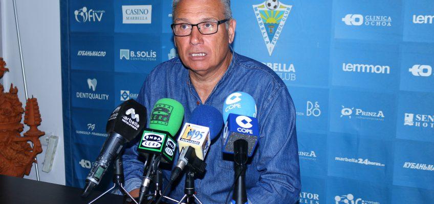 """Miguel Álvarez: """"Sin nuestra  afición somos menos equipo"""""""
