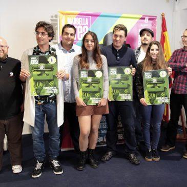 Entregados los premios de la Muestra Joven de Literatura del programa Marbella Crea 2017 en el Centro Cultural Cortijo Miraflores